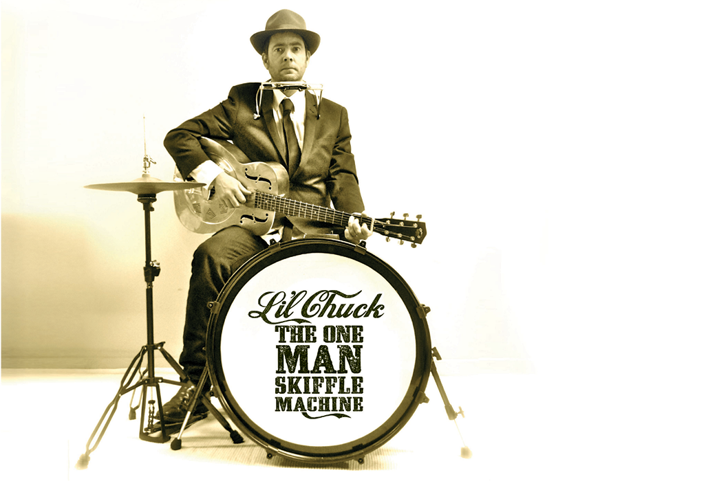 Li'l Chuck the One Man Skiffle Machine gallery image