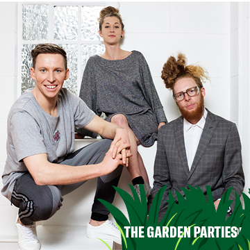 The Garden Parties - Laser Kiwi: Win one of the best gigs of Summer in your own backyard!